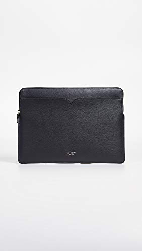 Kate Spade New York Sylvia Universal Slim Laptop Sleeve, Black, One Size by Kate Spade New York (Image #2)