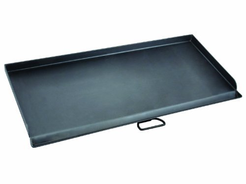 - Camp Chef SG100 Deluxe steel fry griddle (Renewed)