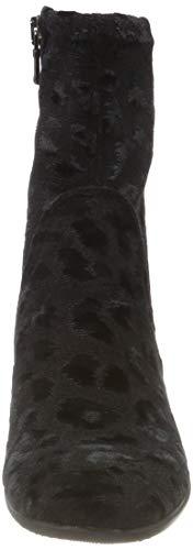 Botines black Tamaris 25946 Femme Leopard 95 31 Noir qnTPE6