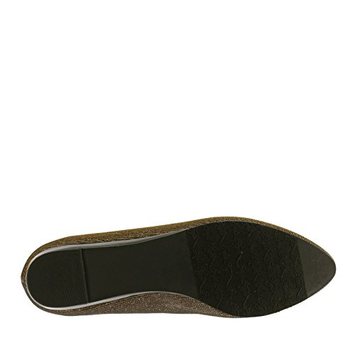 Mujer by Puppies Darlene Planos Style US Hush Zapatos 9 Soft Oro qXawP5FF