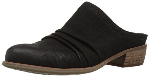 Aerosoles Women's Out West Mule, Black Leather, 8.5 M US by Aerosoles
