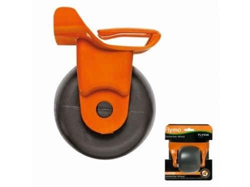 Genuine Flymo Vac Wheel Suitable For All Flymo Garden Vacs 5118400-80 Genuine UK Supplied Part