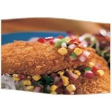 King and Prince Mrs.Fridays Gourmet Breaded Pollock - 2 to 3 Ounce, 5 Pound -- 4 per case.