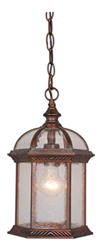 Chateau 8In. Outdoor Pendant