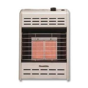 Empire Heating Systems Vent-Free Radiant Heater Hr10mn Ng 10000 Btu - Manual Control by Innovative Hearth Products [並行輸入品] B009HL7ZEW