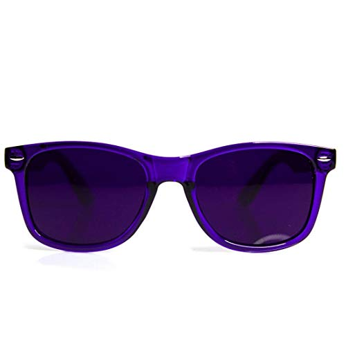 GloFX Indigo Color Therapy Glasses Chakra Glasses Relax Glasses