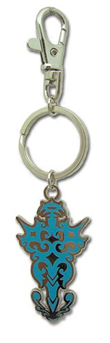 Great Eastern Entertainment Tales of Vesperia - Knights Symbol Metal Keychain