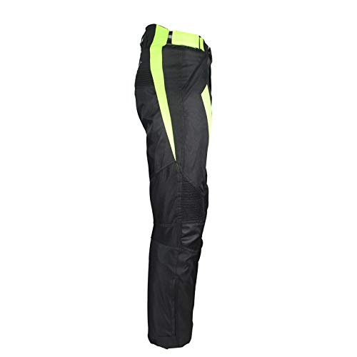 Ocamo Unisex Winter Waterproof Windproof Warm Style Motorcycle Riding Pants M by Ocamo (Image #5)