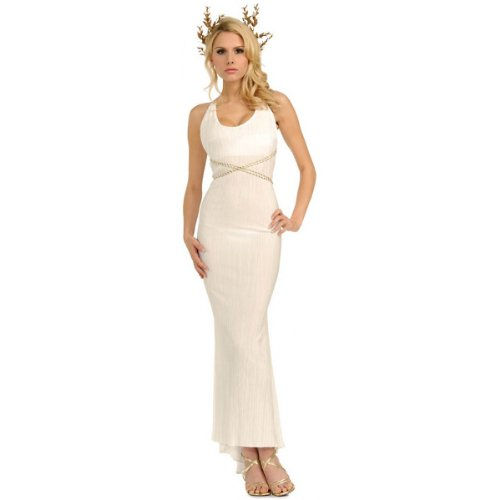 Aphrodite Costume - X-Small - Dress Size 2-6 -
