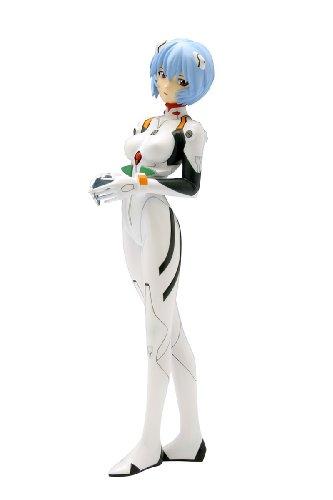 (Rebuild of Evangelion: Ayanami Rei Plug Suit Ver. PVC Figure 1/10)