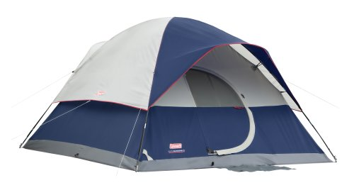 Coleman Elite Sundome 6 Tent, Outdoor Stuffs