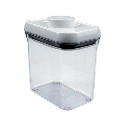Oxo 1071400 1.5 Quart POP Rectangle Food Storage Container - Quantity 6