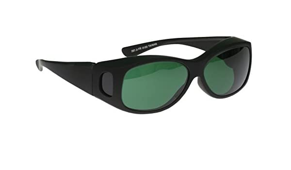 49d2190f861 BoroView Shade  3 - Glass Working Spectacles in Over Eyewear Plastic Safety  Frame - Lampworking - Amazon.com