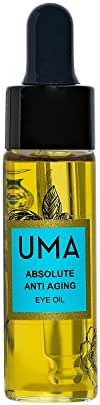 UMA - Absolute Anti Aging Eye Oil - 15 ml