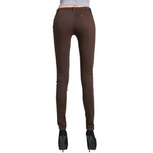 Grand Jeans Caf Slim Hee Femme xY46q1qw