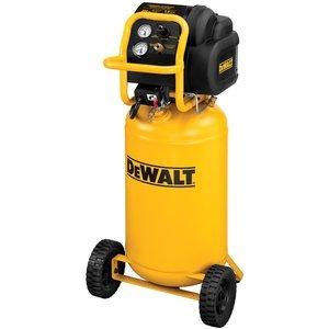 DEWALT D55168 200 PSI 15 Gallon 120-Volt Electric Wheeled Portable Workshop Compressor by DEWALT