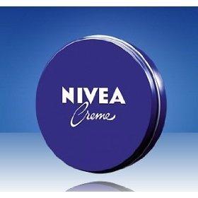 NIVEA Shimmer Radiant Lip Care 0.17 oz (Pack of 4) (Nivea Lip Balm A Kiss Of Shimmer)