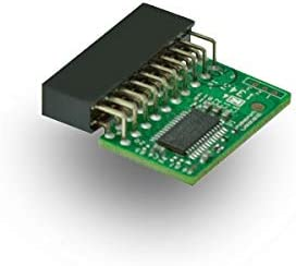 Supermicro AOM-TPM-9665V Module with TCG 2.0 for any MBs with TPM Support Brown Box
