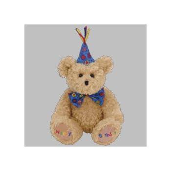 Ty Happy Birthday - Bear