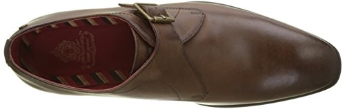 Base London florin, Mocasines Para Hombre Marron (waxy Brown)