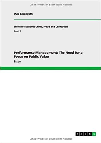 Proposal Essay Example Performance Management The Need For A Focus On Public Value Amazoncouk  Uwe Klapproth  Books Science Technology Essay also Essay Science And Religion Performance Management The Need For A Focus On Public Value Amazon  What Is A Synthesis Essay