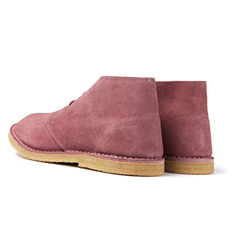 Pretty Green Pink Suede Boot Desert qqBFnr
