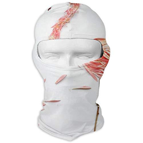 Balaclava Petal Flamingo Full Face Masks Ski Motorcycle Neck Hood ()