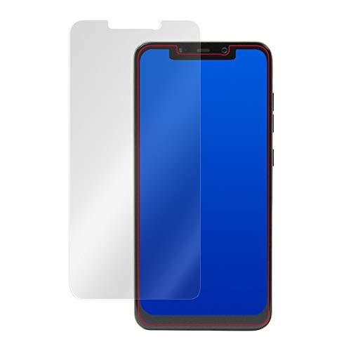 ペッカディロエクスタシー慣性Xiaomi Pocophone F1 用 日本製 指紋が目立たない 反射防止液晶保護フィルム OverLay Plus