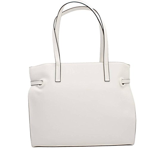 De VALENTINO Mujer Shoppers Blanco y Modelo Bolsos Hombro Color Y Hombro para VALENTINO Marca para Bolsos Blanco Shoppers de Mujer OBLO pn60TpUqw