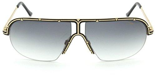 Cazal 9047 Unisex Gradient Vintage Sunglasses Black ()