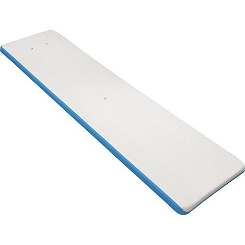 - Inter-Fab DS6BW Diving Board Replacement for In-Ground Pools, Duro-Spring, Blue