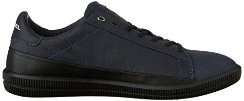 Diesel Dyneckt S-naptik Mode Sneaker Bleu Iris / Noir