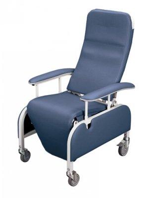 565DG427 Lumex Preferred Care Drop-Arm Recliner, 1EA -