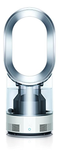 Dyson AM10 Humidifier, White/Silver (Certified Refurbished)