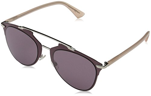 Christian Dior Dior Reflected 1RQP7 Burgundy Peach Reflected Aviator - Christian Mens Sunglasses Dior