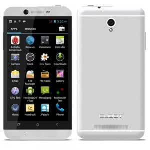"""CUBOT ONE 4.7"""" MTK6589 Quad-core Android 4.2 1280*720 Resolution 1+8GB Memory Intelligent Cellphone EU Standard Silver"""