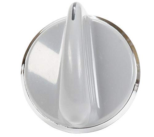 Washer Knob fits for GE 175D3296 Washing Machine (Pack of - Washer Clothes Knob