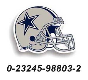 (Fremont Die NFL Dallas Cowboys Team Magnet,)