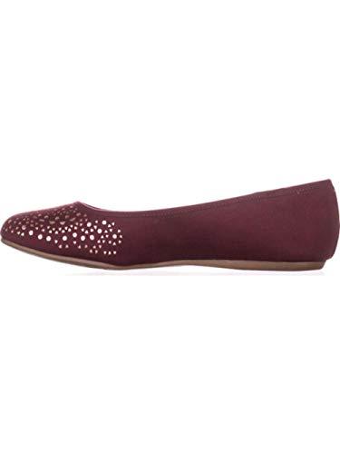 Style & Co. Womens Toe Averlay Closed Toe Womens Ballet Flats B076PX8NS5 Shoes 0592bb