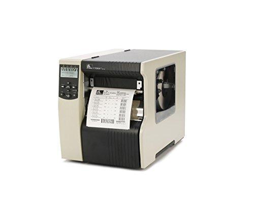 Thermal Clock Zebra - Zebra Technologies 172-801-00000 Series 170XI4 6