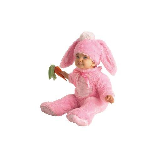 Rubie's Costume Baby Precious Wabbit, Pink, 12-18 Months (Lil Wabbit Costume)