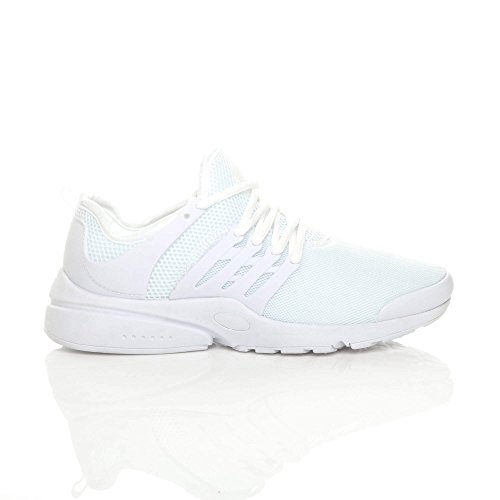Lace Baskets Blanc Gym Up Mens Ajvani Flexibles Running Sports Casual Taille Fitness x05qZaPZOw