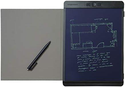 Boogie Board Black Folio Protective Cover for Blackboard Board Sold Separately 8.5x11 Size