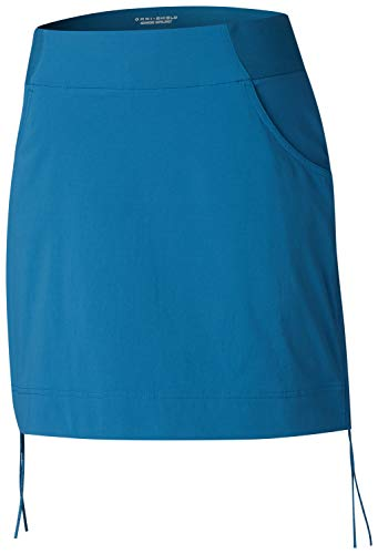 968c9ac843db8b Columbia Women's Anytime Casual Skort, Siberia, Large by Columbia (Image #1)