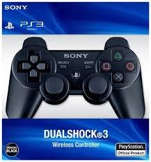 (PlayStation 3 Dualshock 3 Wireless Controller (Black))