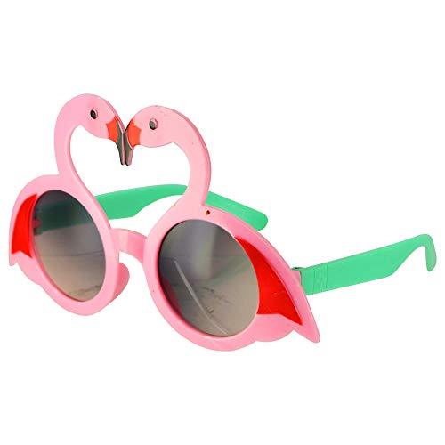 Plastic Flamingo Sunglasses for Kids - Pack of 6]()