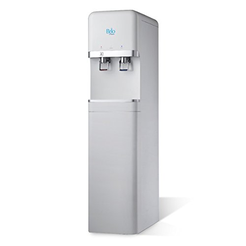 Bottleless Water Dispenser, Hot and Cold, Brio CL3000U in (White) (Dispenser Only) (w/o Filter or Kit, White) For Sale
