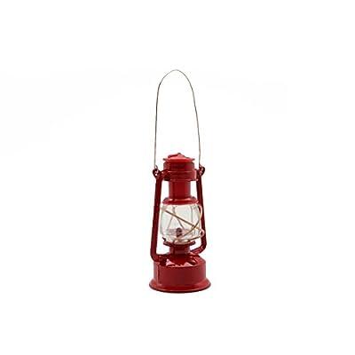 Treasure Gurus 1:4 Scale Miniature Red Gas Camping Lantern Pencil Sharpener: Toys & Games
