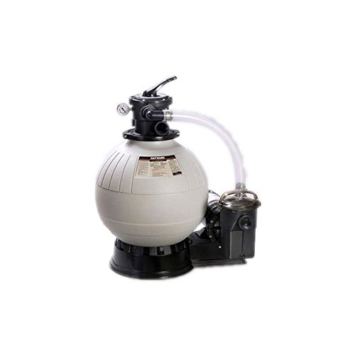 Hayward POOL PRODUCTS E1001542S Sand Filter System with P...