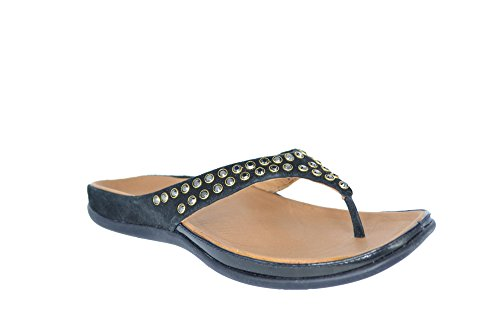 Hohen Schuhe–Alba Rock Schwarz